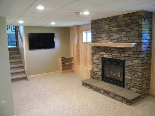 Basement Refinishing Services in Erie, PA