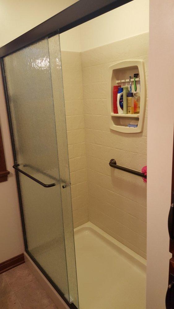 Erie bathroom remodeling services matt krol construction for Bathroom remodeling services